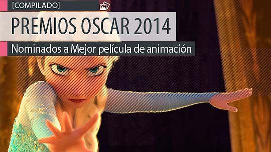 Nominados Premios Oscar 2014. Mejor película de animación  Leer más: http://www.colectivobicicleta.com/2014/02/Premios-Oscar-2014-mejor-pelicula-animada.html#ixzz2u5dSg4V2