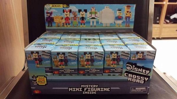 First Look: Disney Crossy Road Collection by Moose Toys