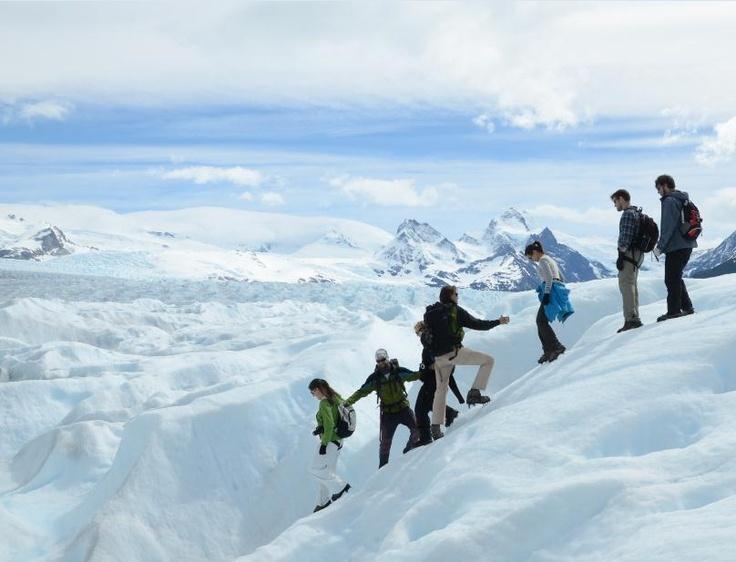 Glaciar Perito Moreno. Más info en www.facebook.com/viajaportupais