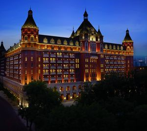 Reserve your stay at The Ritz-Carlton, Tianjin.
