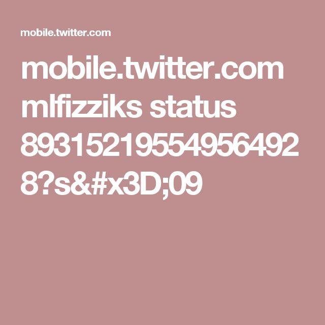 mobile.twitter.com mlfizziks status 893152195549564928?s=09