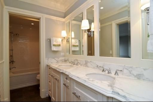 19 Best Jack And Jill Bathrooms Images On Pinterest