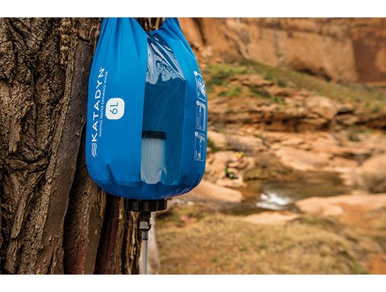 Katadyn Gravity Camp 6-Liter Portable Water Filter Review