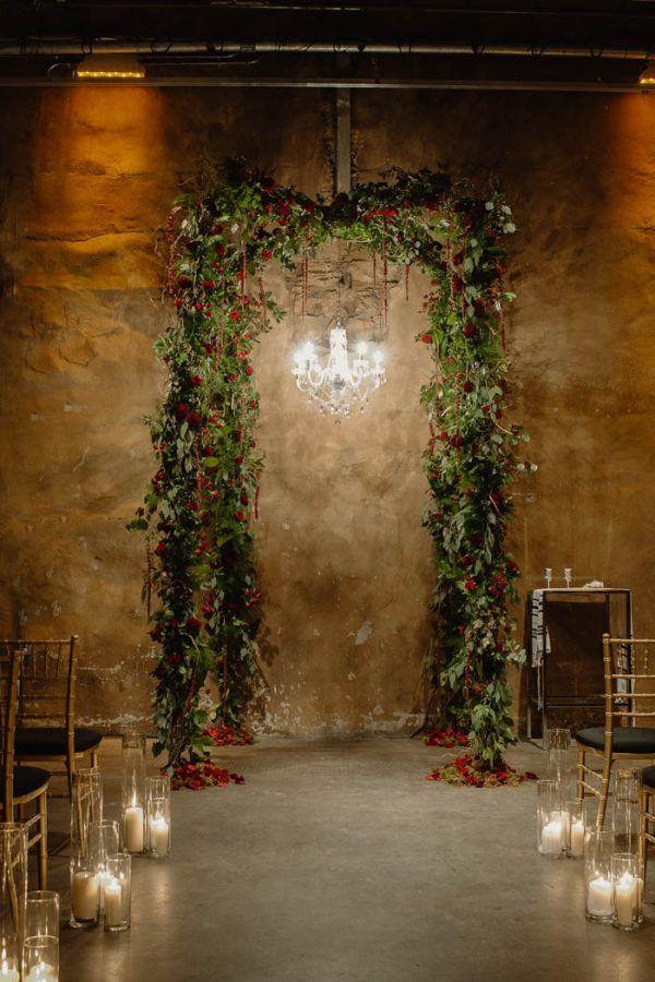 Urban Glam Toronto Wedding at the Fermenting Cellar
