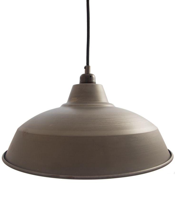 Best 25+ Industrial Lamp Shade Ideas On Pinterest