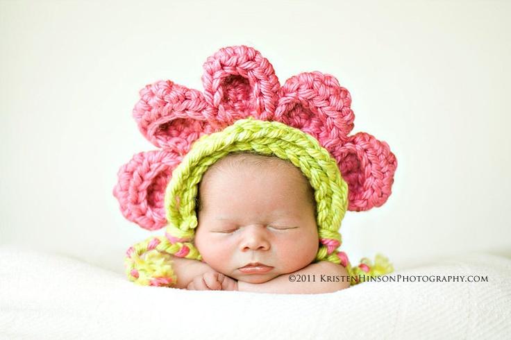 Springtime bonnet