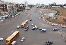 ВИДЕО: Мастер класс от эфиопских водителей! Сумасшедшие автомобилисты!