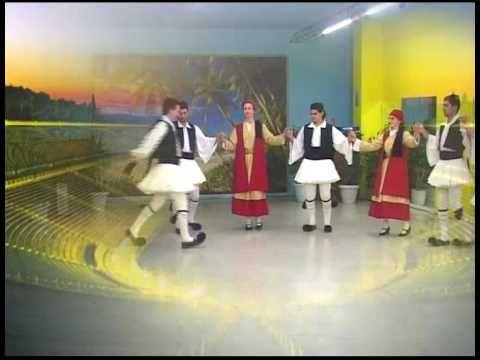 4. TSAMIKOS (20 Original GREEK Dances) - YouTube