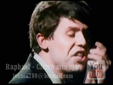 Raphael - Cierro mis ojos (Audio remasterizado)