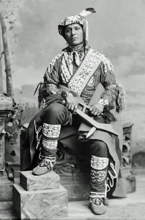 1000 Images About Ojibwe Chippewa Chiefs On Pinterest