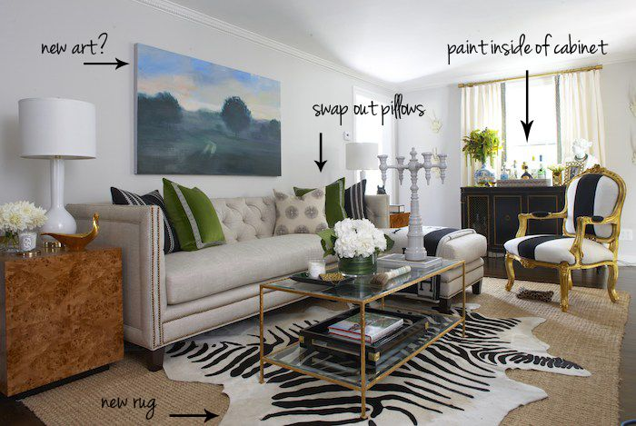 Styled By Duchy Home Of Elements Of Style Blog A Black