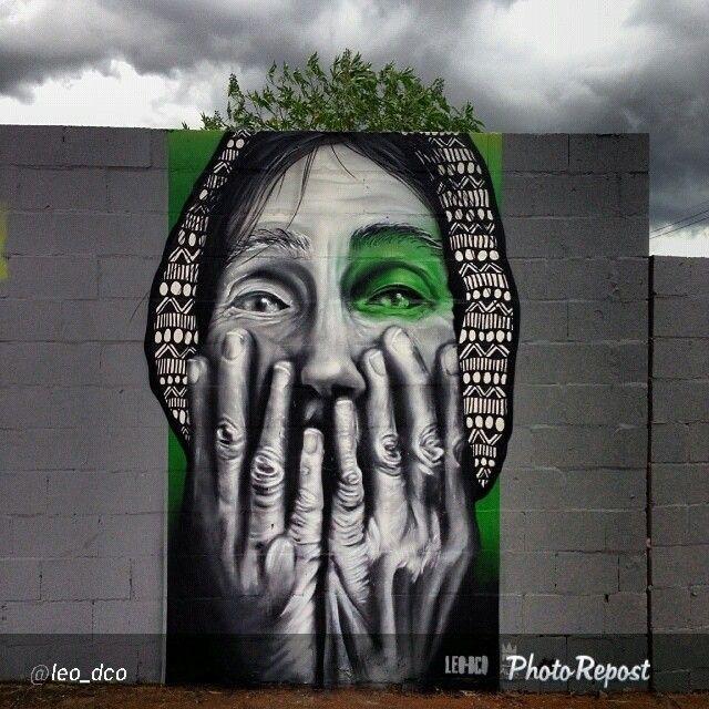Vimural.com #Art #StreetArt #UrbanArt #Fresh #Dope #Style