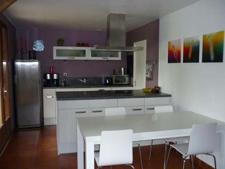 Les Meilleures Images Du Tableau Idee Deco Maison Sur - Carrelage mural blanc pour idees de deco de cuisine