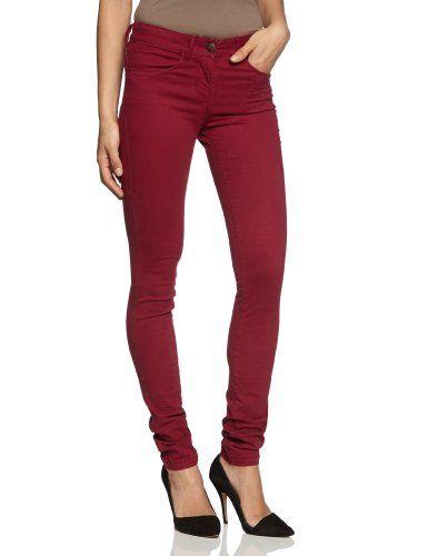 In Offerta! #Offerte Abbigliamento#Buoni Regalo   #Outlet Tom Tailor - Pantaloni skinny fit, donna, Viola (Violett (5032  boysenberry)), 58 IT (44W/34L) disponibile su Kellie Shop. Scarpe, borse, accessori, intimo, gioielli e molto altro.. scopri migliaia di articoli firmati con prezzi da 15,00 a 299,00 euro! #kellieshop #borse #scarpe #saldi #abbigliamento #donna #regali