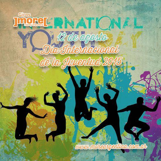 El tema de este año 2015 para el #DiaInternacionalDeLaJuventud es la «Participación cívica de los jóvenes»  'El compromiso y la participación de los jóvenes es esencial para lograr el desarrollo humano sostenible. Sin embargo, a menudo las oportunidades para los jóvenes de participar política, económica y socialmente son pocas o inexistentes.'  Informate en ➞  un.org/es/events/youthday/