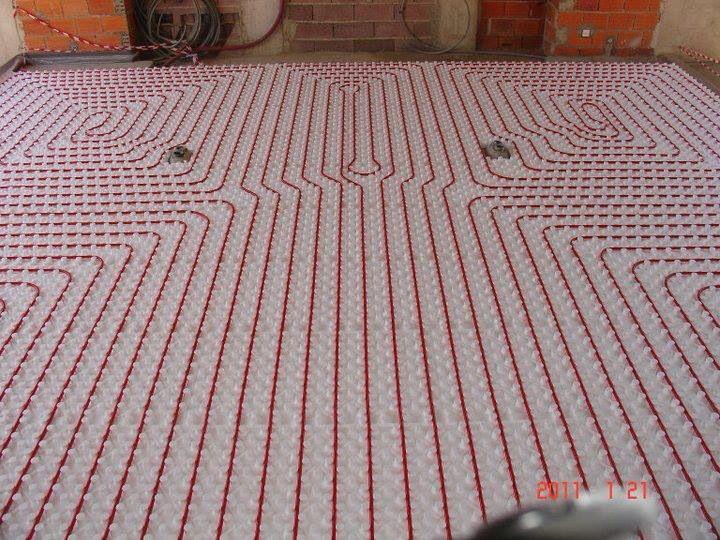 44 best 7 rehau underfloor heating piso radiante images on underfloor heating old ladies asfbconference2016 Gallery
