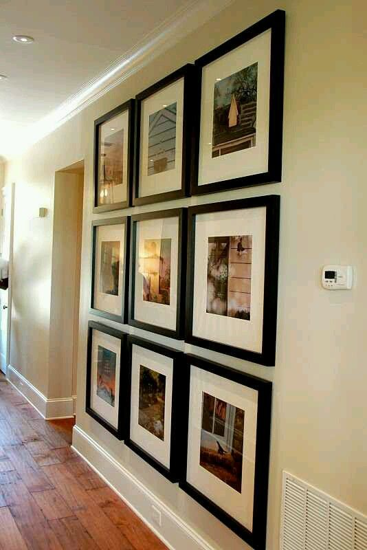 38 best Decorating with photos images on Pinterest Home ideas