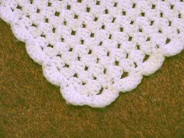 Easy Crochet Baby Blanket Patterns Free For Beginners : 93 best images about crochet blankets on Pinterest