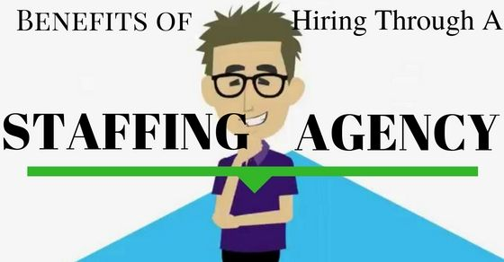 16 Awesome Benefits of #Hiring through a Staffing Agency