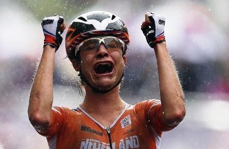 Vince Marianne Vos per il ciclismo femminile