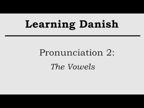 In this lesson we look at how to pronounce each individual vowel. Previous lesson: http://youtu.be/1UmFv7T2p68 Next lesson: http://youtu.be/77LSqPpzulo ========= Thank you to everyone who watched the first lesson and encouraged me to make more. Sorry it took so long.
