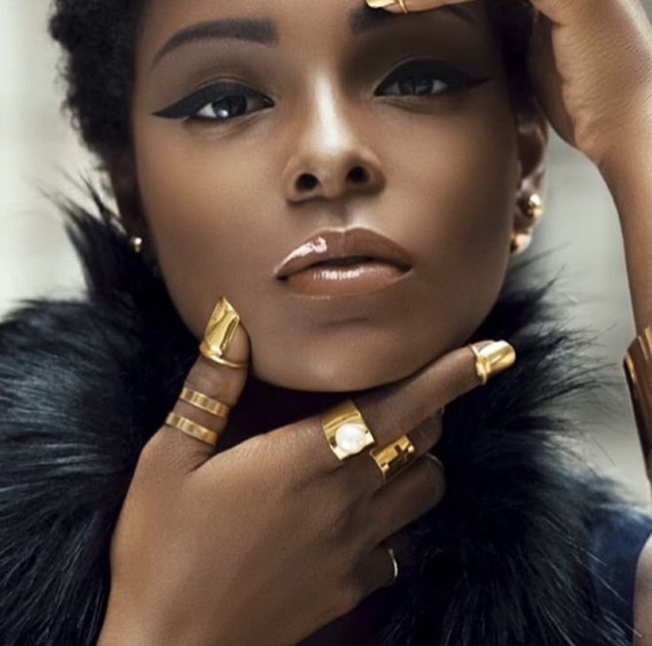 20 Most Beautiful Black Women In The World   Dusky Girls