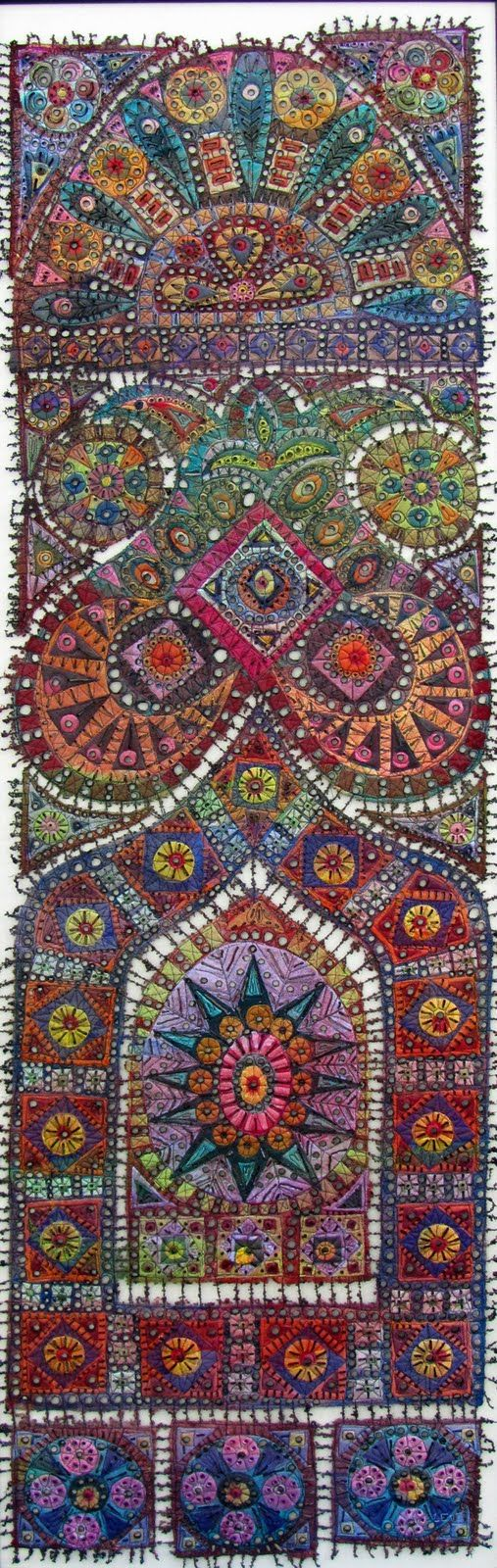 Art In Stitches: Stained Glass XXVII...and YOUR HELP NEEDED!