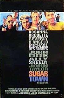 Sugar Town.  Good little film about the music world.  Rosanna Arquette, John Doe.