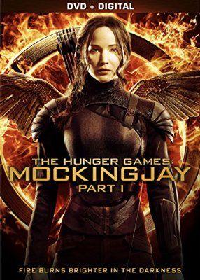 $8.50 The Hunger Games: Mockingjay - Part 1 [DVD + Digital]
