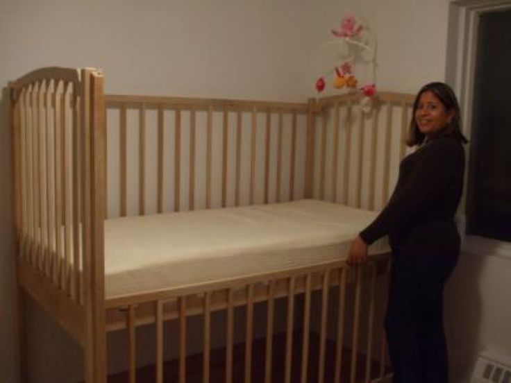 Seems Adult baby crib all became