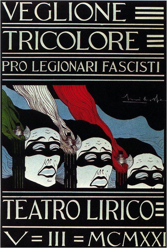 Fascists Festival 1921 #TuscanyAgriturismoGiratola
