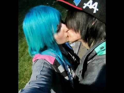 Cute Emo And Scene Couples 2012-2013