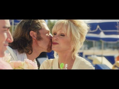 ABSOLUTELY FABULOUS - DER FILM Trailer 2 German Deutsch (2016) HD Mehr auf https://www.film.tv/