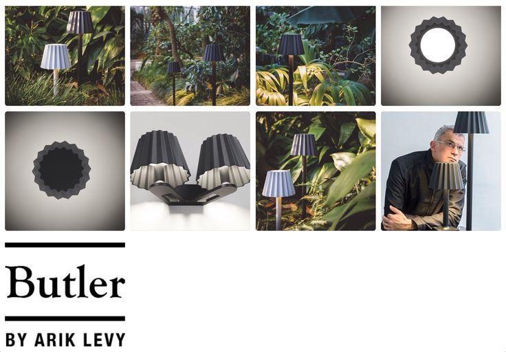 #BUTLER by #ArikLevy for @deltalightnv   http://www.deltalight.com/butlerbyariklevy/