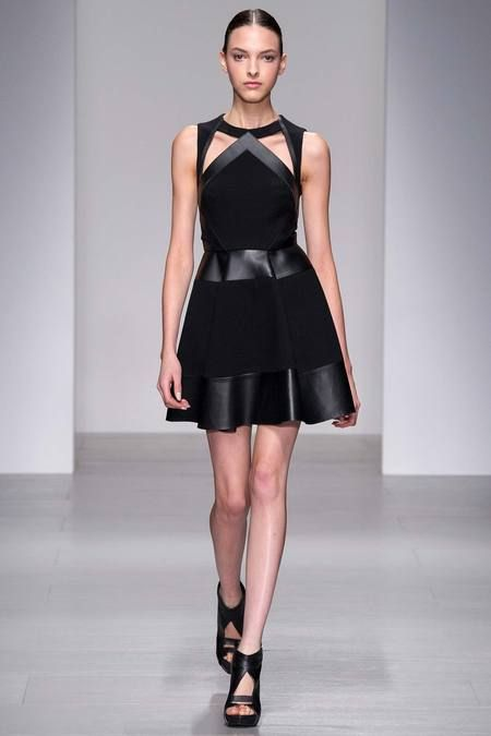 David Koma | Fall 2014 Ready-to-Wear Collection | Style.com