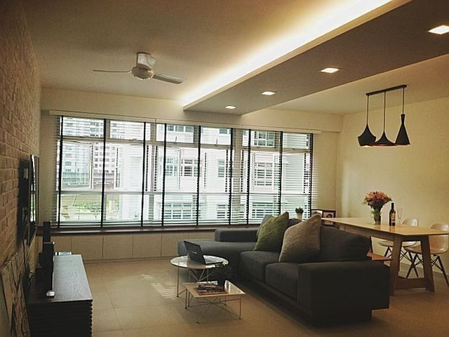 64 best real estate hdb interiors images on pinterest for Decor zone false ceiling