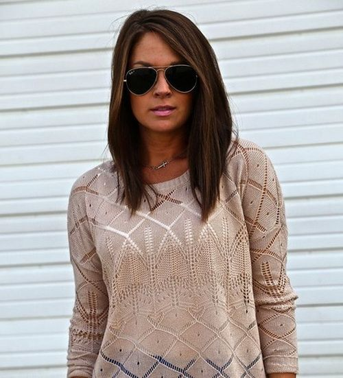 Long Angled Bob Hairstyles 2016                                                                                                                                                                                 More