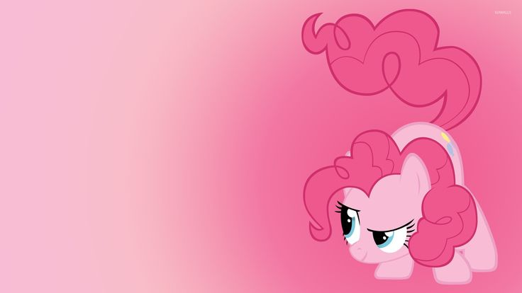 Cute Pinkie Pie from My Little Pony wallpaper Cartoon wallpapers