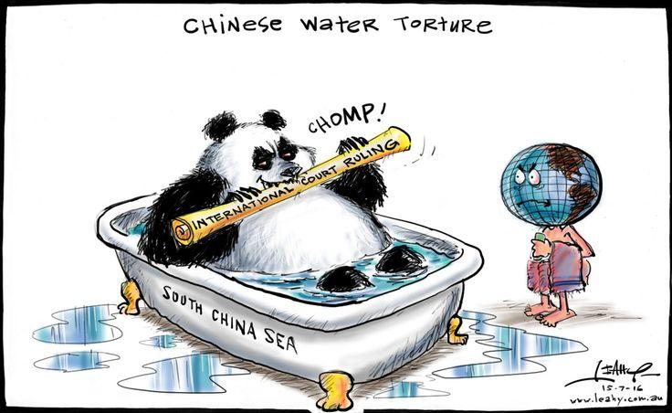 Chinese Water Torture #auspol