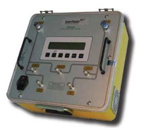 The Barfield DPS-350 utilizes the newest in transducer technology.