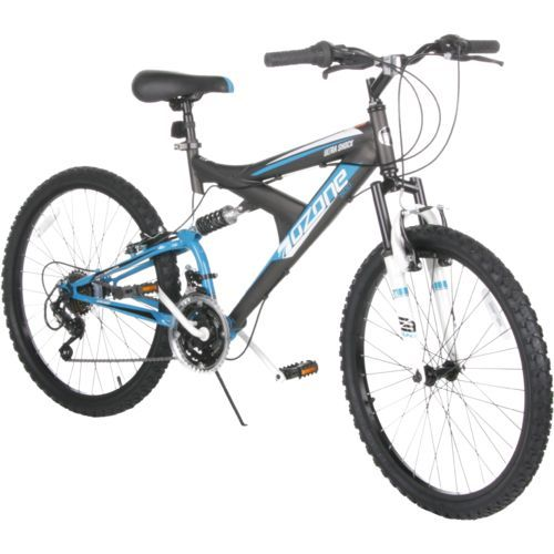 Ozone 500® Boys' Ultra Shock 24 Bicycle - Boy's Bikes at Academy Sports