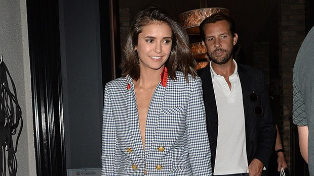 Nina Dobrev Goes Braless In Chic Houndstooth Suit — Love Or Loathe? https://tmbw.news/nina-dobrev-goes-braless-in-chic-houndstooth-suit-love-or-loathe  Nina Dobrev pulled off the menswear trend perfectly when she stepped out completely braless under a houndstooth suit. What do you guys think of her two-piece suit — do you love it or loathe it? VOTE.Nina Dobrev , 28, headed out in LA on July 13th when she opted to try out the latest menswear trend. She went completely braless underneath a…