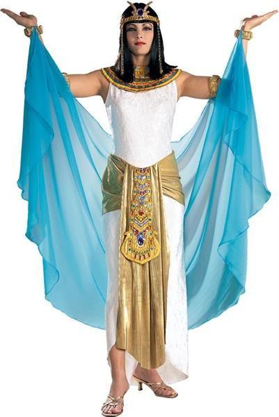Исторический костюм клеопатры