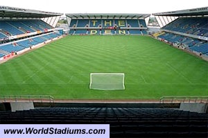 The New Den Millwall - First Visited 2011