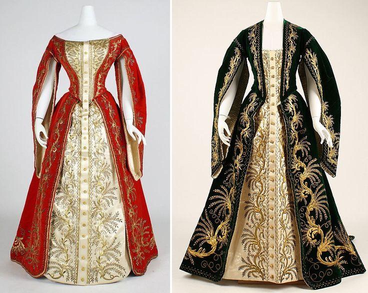 Российские платья