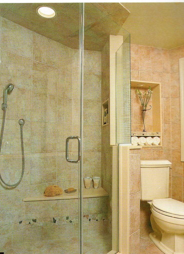 Interesting corner shower bench 75 best Master