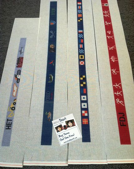 Free designs for needlepoint belts – Needle Work