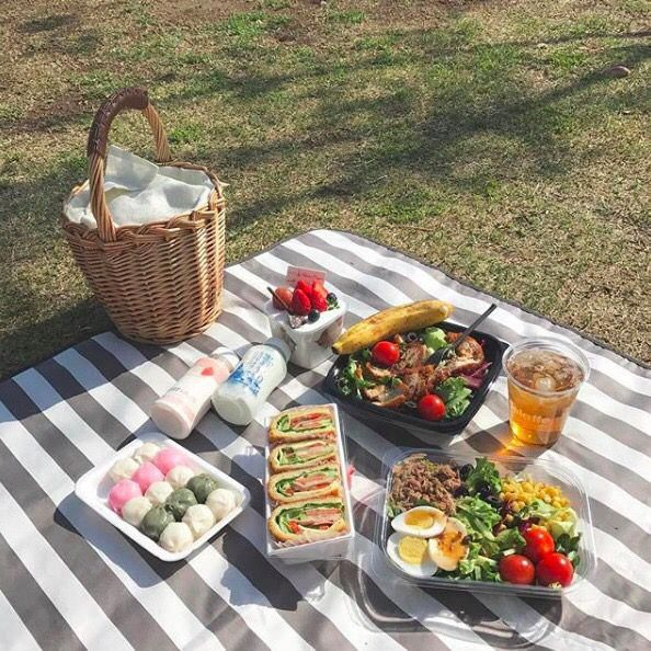 Pin By Luna On Simple Cooking Tips Picnic Food Picnic Foods Picnic