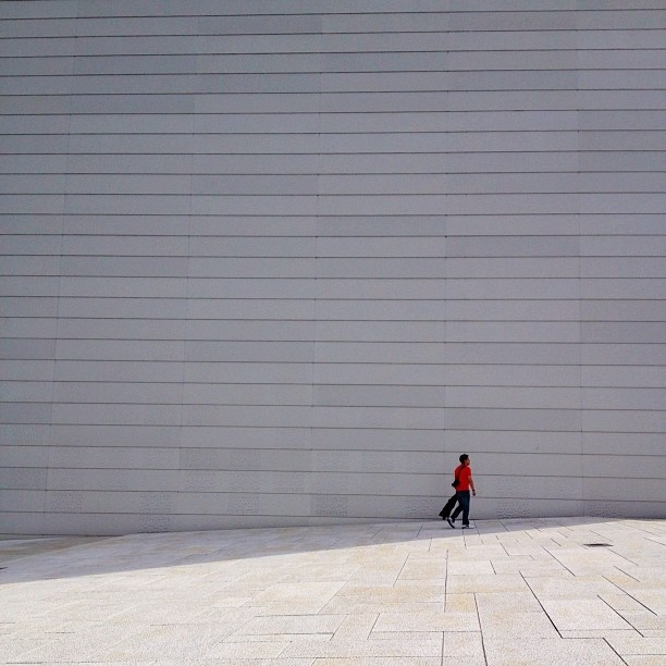 Architectural structures - Oslo Opera House