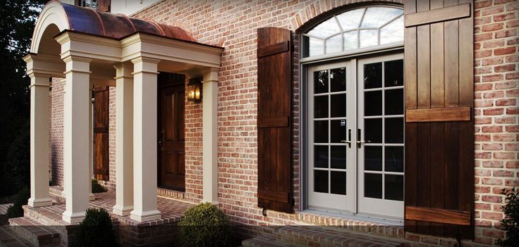17 best images about exterior on pinterest basement for French front doors for homes
